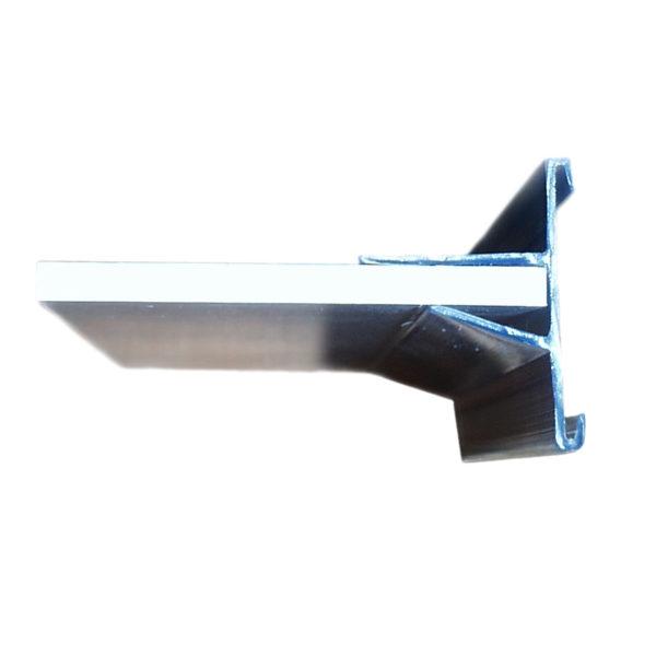 a sign holder shelf edge on a shelf